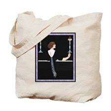 Cute Art deco Tote Bag