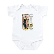 Cute Alphonse mucha Infant Bodysuit
