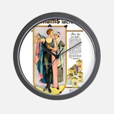 Funny Deco pins Wall Clock
