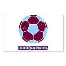 Irons Decal