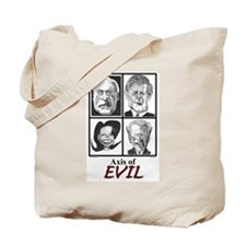 Axis of Evil Tote Bag