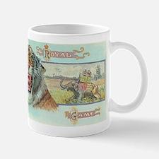Tiger antique label Mug