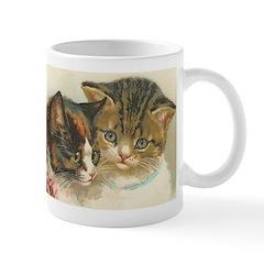 Two Cats Mug