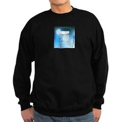 Logo with URL and tagline 4 Sweatshirt