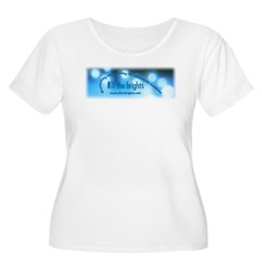 Logo with URL and tagline 2 T-Shirt