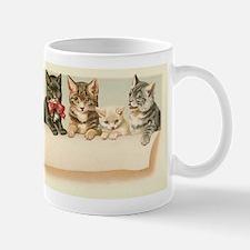 Four Cats Mug