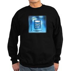 Logo with URL and tagline 3 Sweatshirt