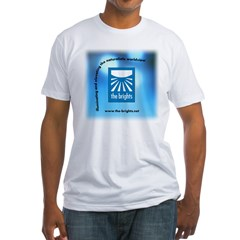 Logo with URL and tagline 3 Shirt