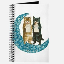 Blue Moon Singing Cats Journal