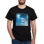 Logo with URL and tagline Dark T-Shirt