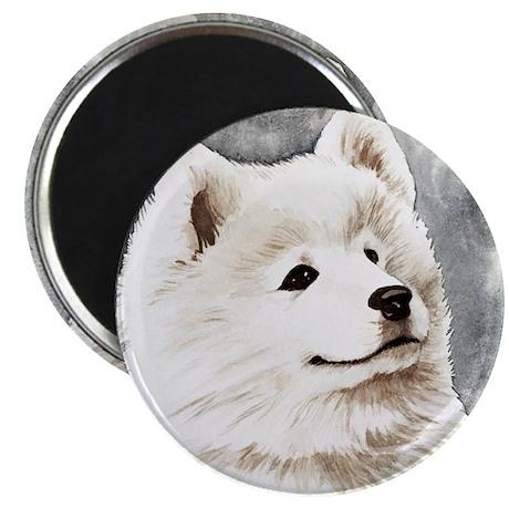 Samoyed Puppy Magnet