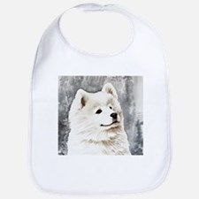 Samoyed Puppy Bib