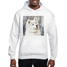 Samoyed Puppy Hoodie