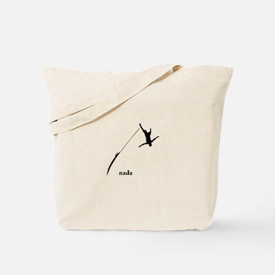 nada Tote Bag