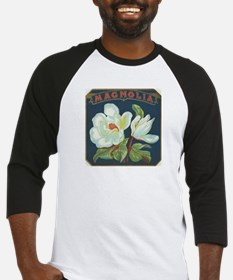 Magnolia antique label Baseball Jersey
