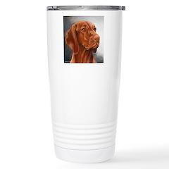 Vizsla Travel Mug