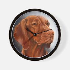 Vizsla Wall Clock