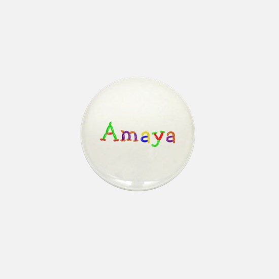 Amaya Balloons Mini Button