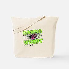 Gaming Whore Tote Bag