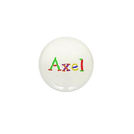 Axel Balloons Mini Button 100 Pack