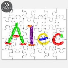 Alec Balloons Puzzle