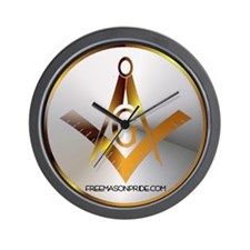 Freemasonpride Wall Clock