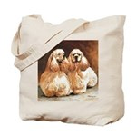 Cocker Spaniels Tote Bag