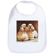 Cocker Spaniels Bib