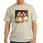 Cocker Spaniels Light T-Shirt
