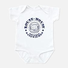 Round-House Sandwiches Infant Bodysuit