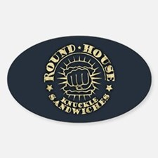 Round-House Sandwiches Decal