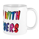 Gifted With Aspergers Mug Mugs