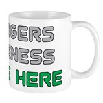 Asperger Awareness Mug