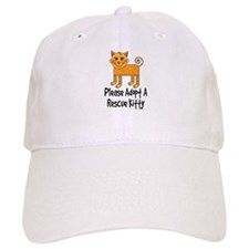 Adopt A Rescue Kitty Baseball Cap