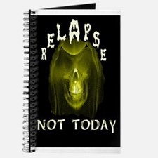 relapse not today Journal