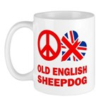 Old English Sheepdog Mug
