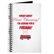 Looking for a fireman! Journal