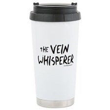 The Vein Whisperer Travel Mug