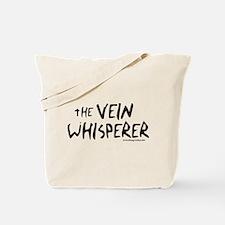 The Vein Whisperer Tote Bag