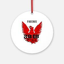 Phoenix 2010 Ornament (Round)