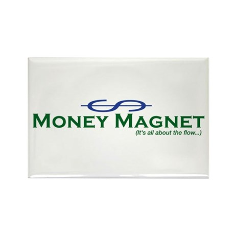 Abundance Rectangle Magnet