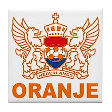 NETHERLANDS SOCCER Tile Coaster