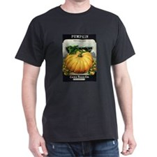 Pumpkin antique seed packet T-Shirt