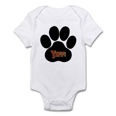 Yiff Furry Infant Bodysuit