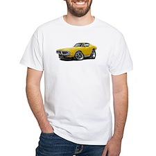 Charger Yellow Car Shirt