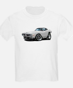 Charger White Opera Top T-Shirt