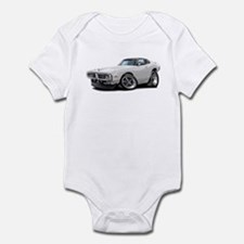 Charger White Opera Top Infant Bodysuit
