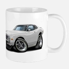 Charger White Opera Top Mug