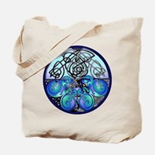 Celtic Dragons Tote Bag