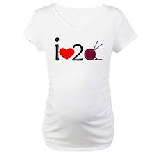 i heart 2 knit Shirt